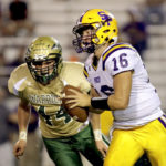 H.S. Football: Wyoming Area's second-half heroics come up short in showdown with Scranton Prep