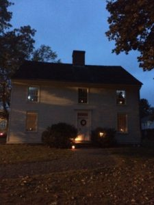 Colonial Superstitions, Folklore & Witchcraft Tour at Nathan Denison House in Forty Fort is Oct. 28, 29