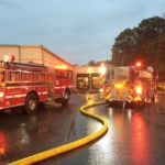Fire inside walk-in cooler in Weis Market in Duryea results in minor damage