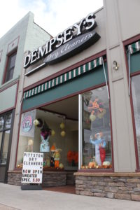 Christmans open Pittston Dry Cleaners in Dempsey's location on Main Street