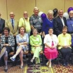 Wyoming Memorial HS Class of '56 celebrates