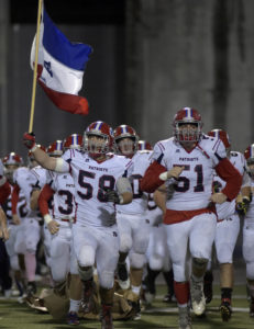 WVC Football: Pittston Area's solid first half ends with Coughlin on top