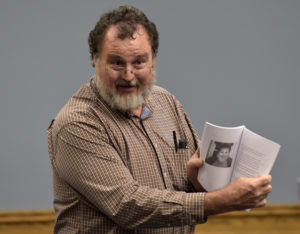 Pittston Township author John Stanely discusses new book 'Suscon Screams Louder' at Pittston Memorial Library