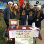 Old Forge Leo Club raises donation for Bethel AME Homeless Shelter through Snow Forge event