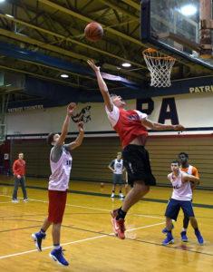 Pittston Area boys basketball team only looks inexperienced