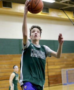 Wyoming Area boys basketball team hopes experienced players will lead team to better record
