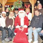 Exeter Lions hold tree lighting ceremony