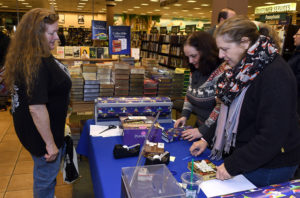 Wyoming Area Catholic School hosts book fair at Barnes & Noble in Wilkes-Barre Township