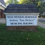West Pittston approves first reading of budget