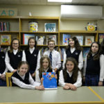 Sixth-grade students at Holy Rosary School in Duryea have poems published