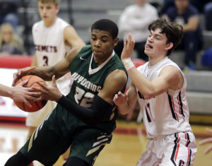 Boys Basketball: Crestwood rallies past Wyoming Area