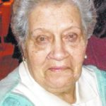 Mrs. Valya Pace Vacula 90 years young