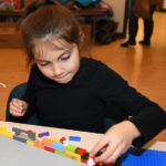 Kids get creative with Legos at Wyoming Free Library
