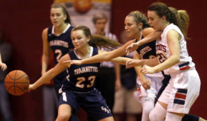 Nanticoke Area girls basketball improves to 13-0