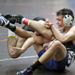 Colin Pasone, Hanover Area wrestling make history at Class 2A tourney