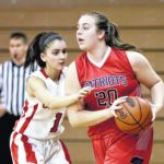 Taryn Ashby's scoring spree leads Pittston Area girls past Coughlin