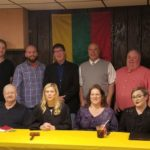 Lithuanian Citizens Social & Beneficial Club in Pittston installs officers for 2017