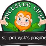 Traffic announcements for Pittston City St. Patrick's Parade March 4