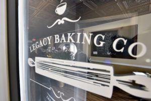 Joe Agolino Jr. opens Legacy Baking Co. next to father's restaurant in West Pittston
