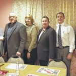 Hughestown Lions Club hosts Upper Valley Eye Bank