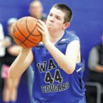 Wyoming Area Cathoic eighth-grade cagers honored at Senior Night