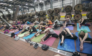 'Brewga' class combines beer, yoga at Susquehanna Brewing Company