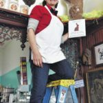 Win an 18-pound chocolate bunny from West Pittston's Ballyhoo candy shop