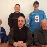 Corpus Christi Parish's Holy Name Society hosts annual breakfast April 2