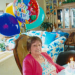 Mary Capitano, of Old Forge, celebrates her 101st birthday