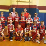 Pittston Patriots Basketball Club completes in two leagues