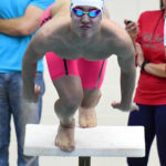 Record day at District Class 2A Swimming Championships