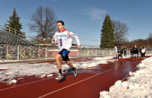 Football-track bond getting stronger at Pittston Area