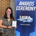 Wyoming Area girls tennis coach Tiffany Callaio named 2016 Eastern Pennsylvania Division Coach of the Year
