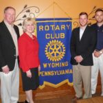 State Representative Karen Boback speaks to Wyoming Rotary in Trucksville