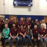 Exeter Lions Club holds Night at the Races