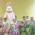 Moose Lodge 1207 holds in West Pittston Easter Egg Hunt