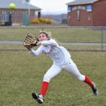Talented, young Pittston Area softball team undergoing changes