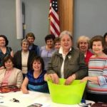 Friends of Pittston Memorial Library complete spring raffle