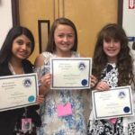 Students from Holy Rosary School in Duryea earn first place awards at competition