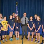 Holy Rosary School students discuss misuse of social media and cyber bullying