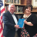 Pittston Memorial Library receives Polish and English hymnal