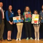 Pittston Area Middle School students win Geisinger poster contest