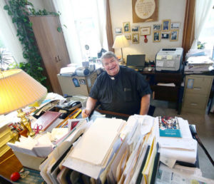 Monsignor John Bendik's life one of service, laughter and love