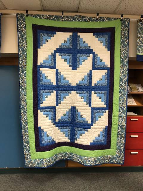 be3c21c286566 Program at Wyoming Area allows juniors and seniors to keep craft of quilting  alive | The Sunday Dispatch